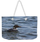 Common Loon Weekender Tote Bag