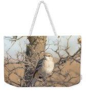 Common Mockingbird Weekender Tote Bag