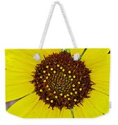 Common Sunflower In Northwest North Dakota Weekender Tote Bag