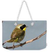 Common Yellowthroat Weekender Tote Bag