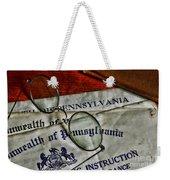 Commonwealth Of Pennsylvania Weekender Tote Bag