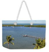 Community Harbor Weekender Tote Bag