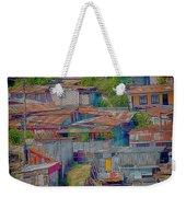 Community Of Tin Weekender Tote Bag