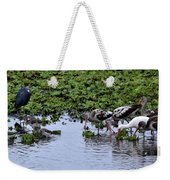 Community Pond Weekender Tote Bag