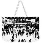Commuter Art London Sketch Weekender Tote Bag