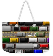Commuter Weekender Tote Bag