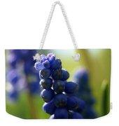 Compact Grape-hyacinth 2 Weekender Tote Bag