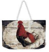 Compagne IIi Rooster Farm Weekender Tote Bag