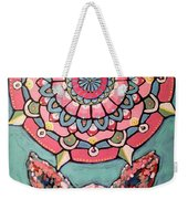 Compassion Orb Weekender Tote Bag