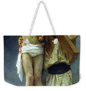 Compassion Weekender Tote Bag