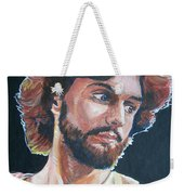 Compassionate Christ Weekender Tote Bag
