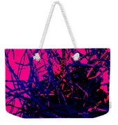 Complex Abstract Weekender Tote Bag