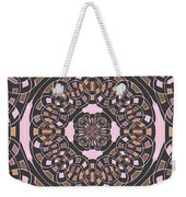 Complex Geometric Abstract Weekender Tote Bag