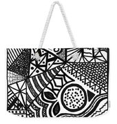 Complex Perception Weekender Tote Bag