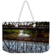 Complex Reflections  Weekender Tote Bag