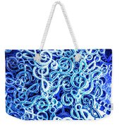 Complex Sound Structures Weekender Tote Bag