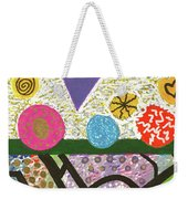 Complicated Introspection Weekender Tote Bag