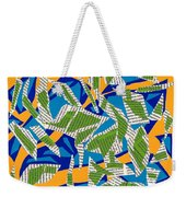 Composicion Weekender Tote Bag