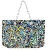 Composition #17 Weekender Tote Bag