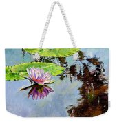 Composition Of Beauty Weekender Tote Bag