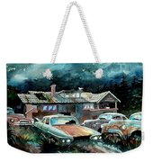 Compound In Cumberland Gap Weekender Tote Bag