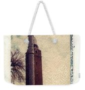 Compton Water Tower Weekender Tote Bag by Jane Linders