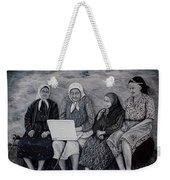 Computer Class Weekender Tote Bag