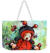 Comtessine Coccinella De Lafontaine Weekender Tote Bag