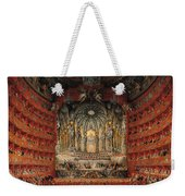 Concert Given By Cardinal De La Rochefoucauld At The Argentina Theatre In Rome Weekender Tote Bag