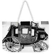 Concord Stagecoach Weekender Tote Bag by Photo Researchers, Inc.