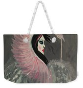 Concrete Angel Weekender Tote Bag