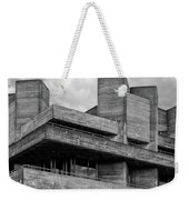 Concrete - National Theatre - London Weekender Tote Bag