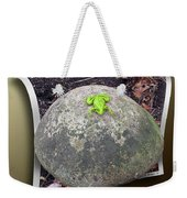 Concrete Toad Stool Weekender Tote Bag