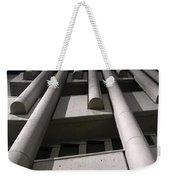 Concrete Upwards Weekender Tote Bag