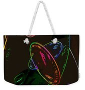 Concurrent Clocks Weekender Tote Bag