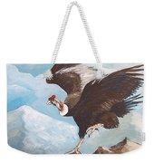 Condor Weekender Tote Bag