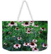 Coneflower Garden Weekender Tote Bag