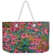 Coneflowers Weekender Tote Bag