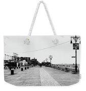 Coney Island Boardwalk Weekender Tote Bag