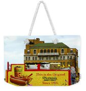Coney Island Memories 9 Weekender Tote Bag