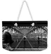 Coney Island Stillwell Ave Subway Station Weekender Tote Bag