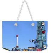 Coney Island's Astroland  Weekender Tote Bag
