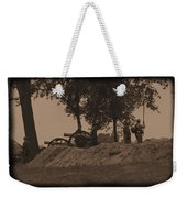 Confederate Artillery Battery Weekender Tote Bag