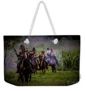 Confederate Cavalry Charge Weekender Tote Bag