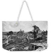 Confederate Fort Weekender Tote Bag