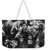 Confederate Soldiers, 1861 - To License For Professional Use Visit Granger.com Weekender Tote Bag