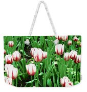 Confederation Tulips Weekender Tote Bag