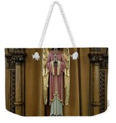 Confessional - Our Lady Of Lourdes Cathedral - Spokane Weekender Tote Bag