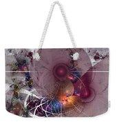Confetti - Fractal Art Weekender Tote Bag