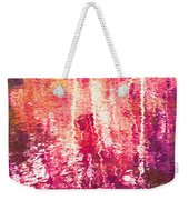 Conflicted In The Moment Weekender Tote Bag